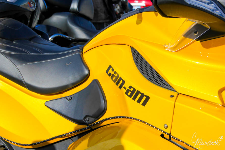 Motorcycle Can-Am